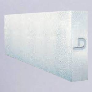 อิฐมวลเบา เพชร 7.5x60x20 cm.